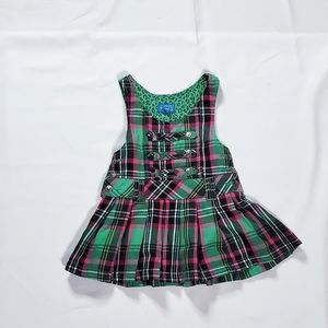 The Children's Palace 24m Punk Gingham Jumper